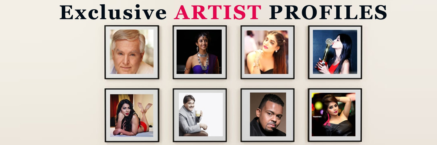 Exclusive Artist Profiles